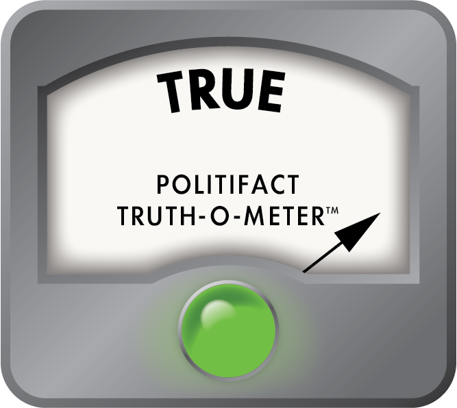 PolitiFact rating logo